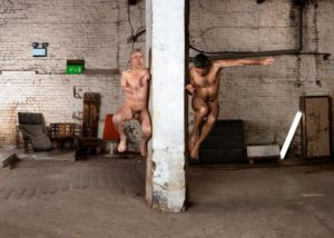 Mat Fraser and Manuel Vason, Double Exposures, London 2013